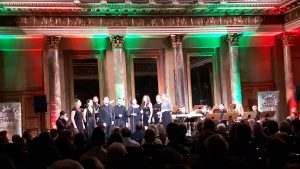 Christmas Moments with Friends - Großes Konzertfinale 2018 - Doppelkonzert 16 + 19 Uhr @ Kurhaus Wiesbaden | Wiesbaden | Hessen | Deutschland
